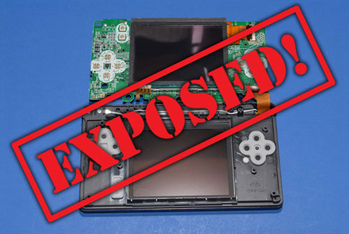 Overclocked Nintendo DS Fake Exposed!