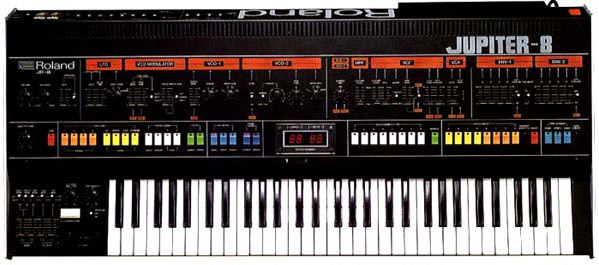 Famous Synth Sounds