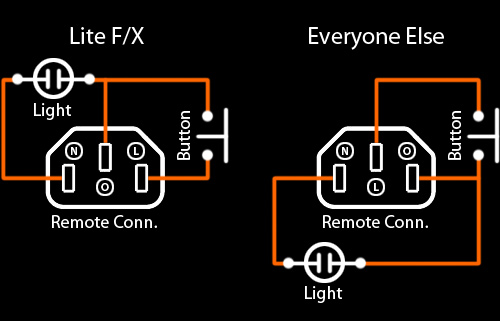 Fog Machine Remote Schematic