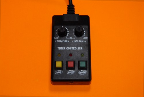 Fog Machine Timer Remote