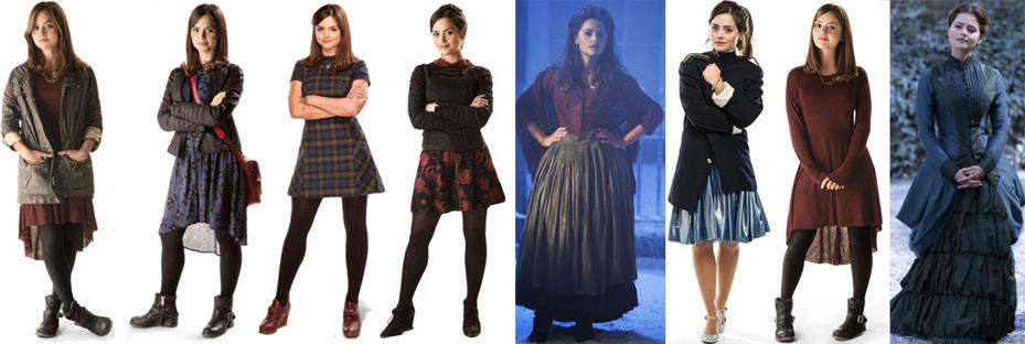 Clara Oswin Oswald Costume  sc 1 st  Modd3d & 25 Halloween Costume Ideas For Geek Girls | Modd3d