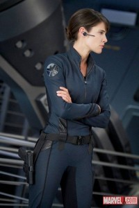 Avengers Maria Hill Costume