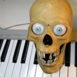 MIDI Controlled Talking Animated Skull