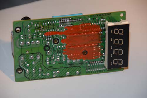 Microwave PCB Side 2
