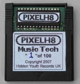 Game Boy MUSIC Tech Cartridge
