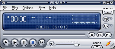 Winamp Doing Your Bidding